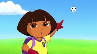 Doras großes Fußballfinale