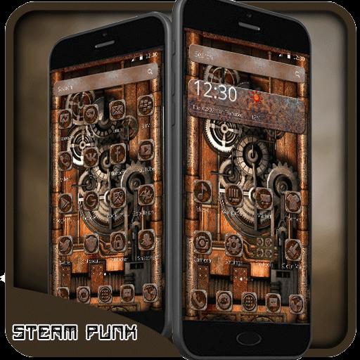 Nostalgia Steampunk Launcher