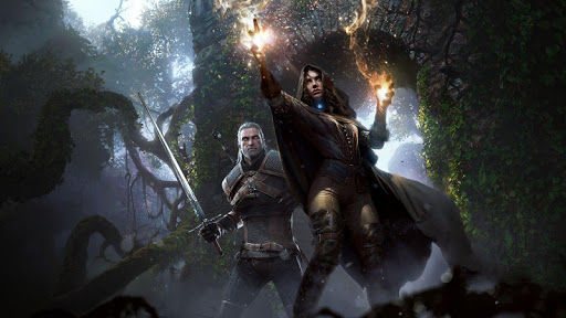The witcher 3 PS4 game in android 2.4.9 screenshots 1