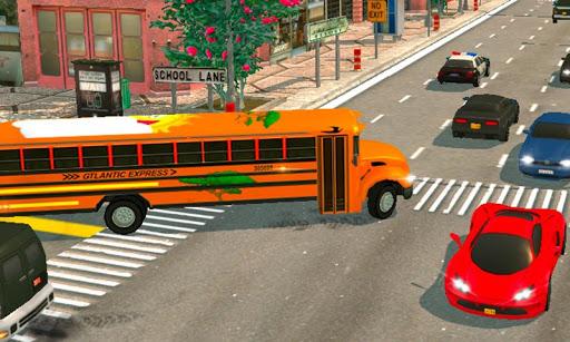 SMA Bus Driving 3D 1.2.9 screenshots 5