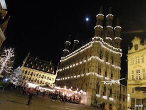 Photo: Leuven radnice