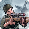 Battlegrounds of Valor: WW2 Last Day Survival icon