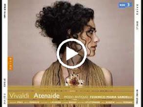Video: Romina Basso - Reggia amica a te vicino - Atenaide - Vivaldi -