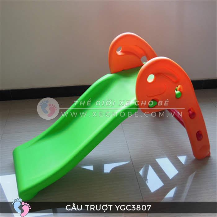 Cầu tuột cho trẻ em mini YGC-3807 4