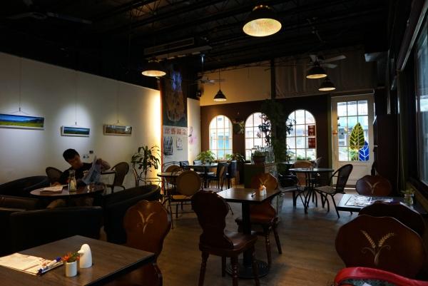 金湯達人咖啡館
