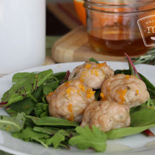 Paleo Breakfast Chicken Meatballs