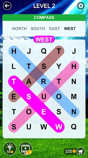 Word Search : Find Hidden Word Game  screenshots 1
