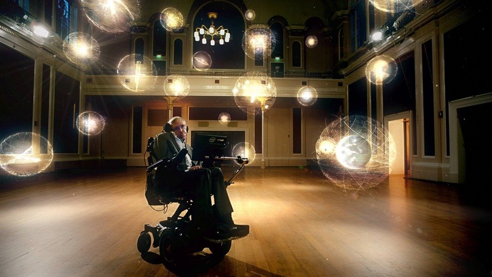 Watch Genius by Stephen Hawking live