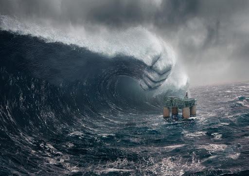Tsunami Live Wallpaper