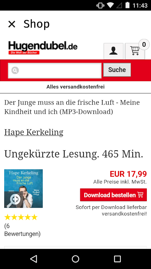 ebook hugendubel