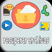 recuperar archivos borradas : video,mensajes,fotos
