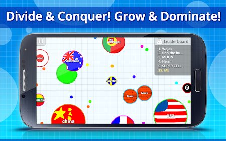 Agar.io 1.0.4 screenshot 6802