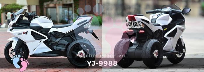 Xe mô tô điện trẻ em YJ-9988 13