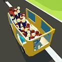 Bus Crowd icon
