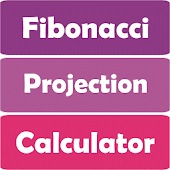 Fibonaci Projection Calculator