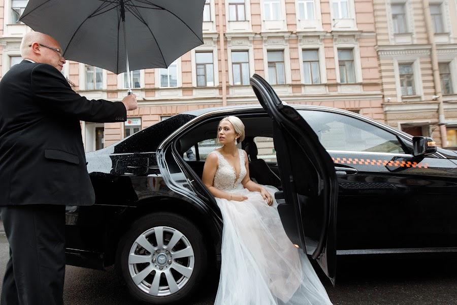 Wedding photographer Nazar Voyushin (NazarVoyushin). Photo of 29.09.2017