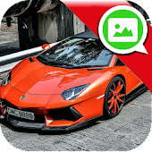 Hot Cars Messenger Wallpaper
