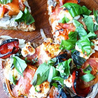 Healthy 'Digestive-friendly' Quinoa Pizza Crust