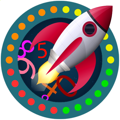 A MATH QUIZ IN SPACE app (apk) free download for Android/PC/Windows