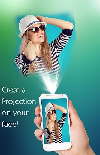 無料娱乐AppのフェイスプロジェクターシミュレータHD|記事Game