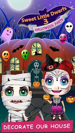 玩免費教育APP|下載Sweet Little Dwarfs Halloween app不用錢|硬是要APP