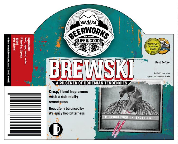 Logo of Wanaka Beerworks Brewski