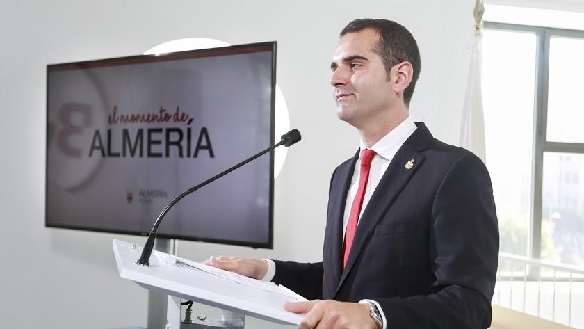 Imagen de archivo de Ramón Fernández-Pacheco.