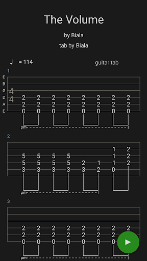 Guitar Tabs X 4.08 screenshots 11