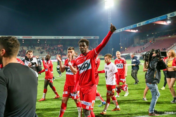 """De held van Kortrijk reageert wel érg nuchter na belangrijke goal: """"Ik wil meer speelminuten"""""""