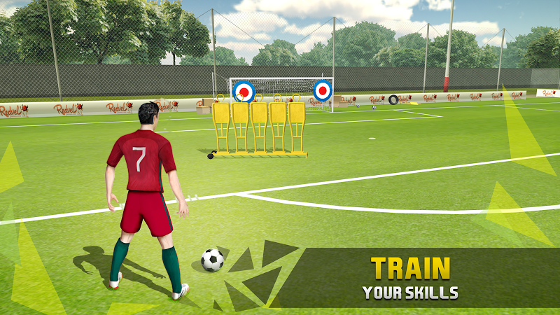 Soccer Star 2018 World Cup Legend: Road to Russia! Screenshot 2