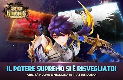 Seven Knights- miniatura screenshot