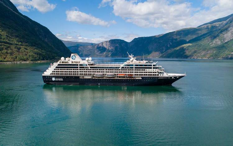Cruise to the Greek islands in 2022 aboard Azamara Onward.