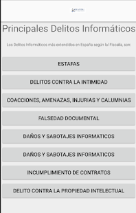 Delitos Informáticos- screenshot thumbnail