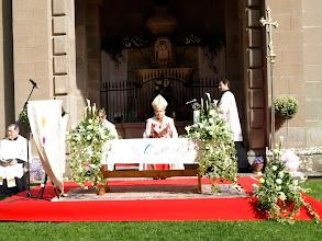 Photo: Piccolo Sinodo della Montagna Celebrazione di Vespri presieduta dal cardinale di Bologna  mons. Carlo Cafarra