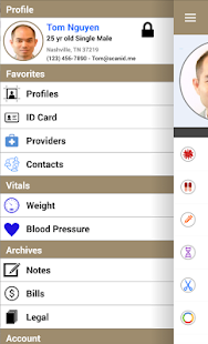 Emrify -Personal Health Record- screenshot thumbnail