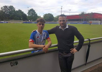 Alessandro Albanese trekt naar Eintracht Francfort