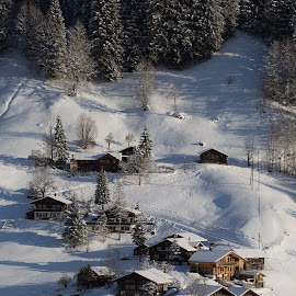 by Augustin Anic - Buildings & Architecture Other Exteriors ( houses, winter, sunny, snow )