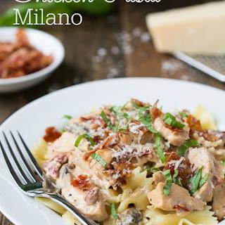Macaroni Grill Chicken Pasta Milano