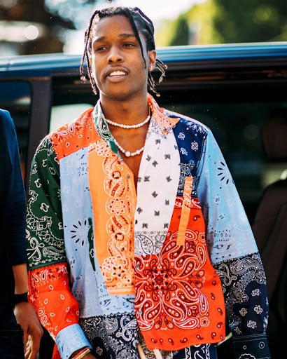 Listen up! Your bandana can make you a style icon
