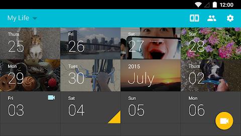 1 Second Everyday Screenshot 1
