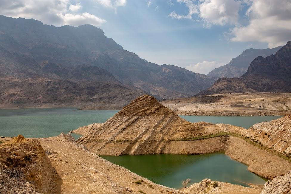 Wadi Dayqah Dam, Oman
