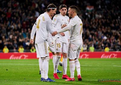 """L'hommage d'Hazard à Sergio Ramos : """"Pas pour rien qu'il est considéré comme le plus grand de l'histoire"""""""