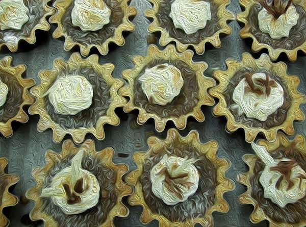 Pate Brisee Cups Can Be Filled With Just About Anything You, And Your Guests, Want... Sweet Or Savory.