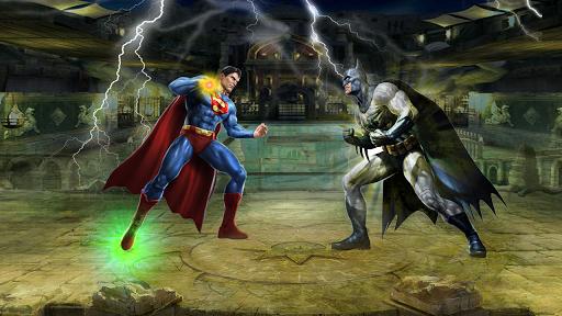 Superheroes Fighting Games: Grand Immortal Gods 1.1 screenshots 9