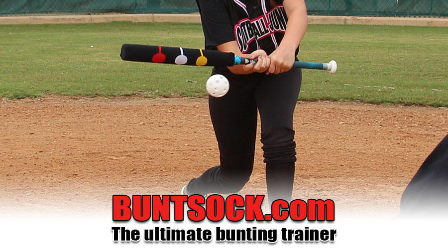 Bunt Sock Hitting Training Aid