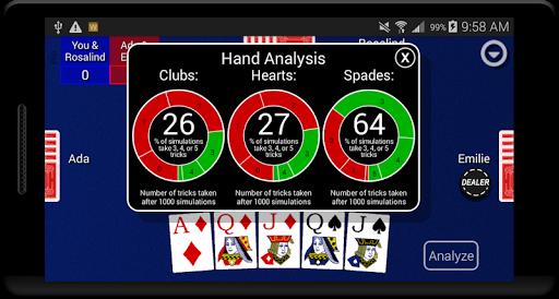 Euchre Card Classic 1.1 screenshots 5