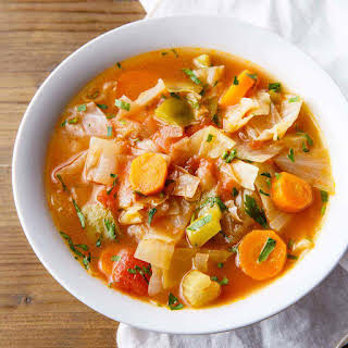 Cabbage Weight Loss Soup.