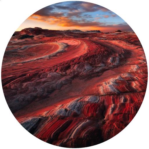 Red Light Theme For LG G6 - G5 - V20 - V10 - K10