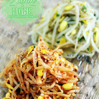 Korean Vegetable Side Dishes Recipes