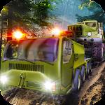 Tow Truck Simulator: Offroad Rescue Icon